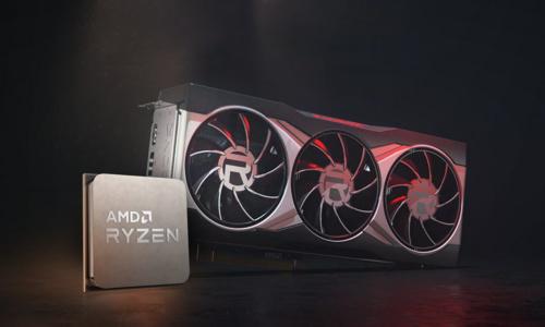 AMD draait recordomzet in 2020 dankzij Zen 3 en RDNA 2