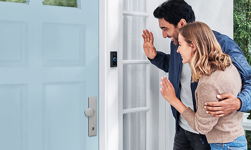 Video Doorbell Wired: kleinste deurbel in Ring-assortiment