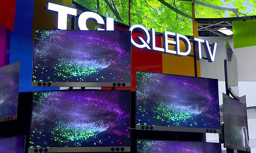 TCL OLED-televisies kunnen prijs significant laten dalen
