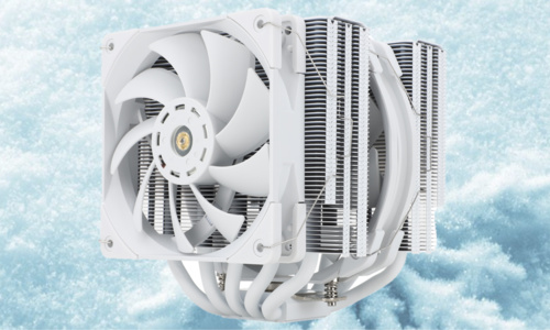Frost Commander 140 White: Thermalright voorziet CPU-koeler van witte verfbeurt