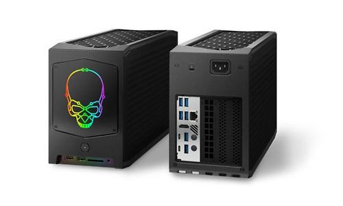 Intel NUC 11 Extreme Beast Canyon krijgt 65W Tiger Lake desktop-CPU's