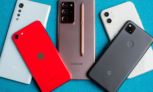 Chiptekorten beïnvloeden ook smartphones, 6% minder verkocht