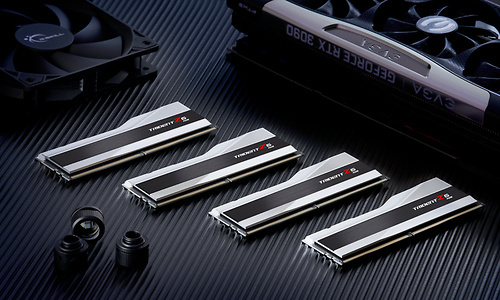 G.SKILL onthult high-end Trident Z5 DDR5 geheugen, draait op 6400 MHz
