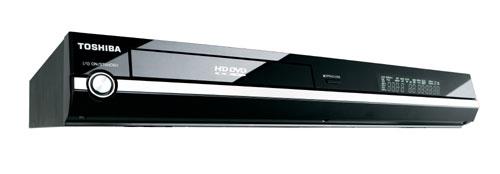 Toshiba HD-DVD speler.