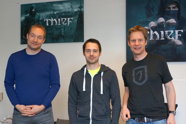 De developers van Nixxes