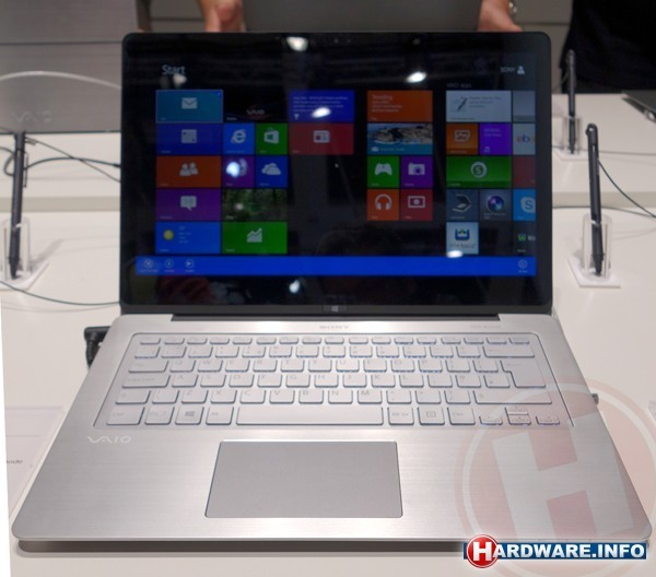 Sony Vaio Fit als notebook