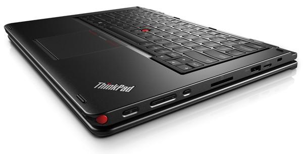 Lenovo ThinkPad Yoga in tabletstand