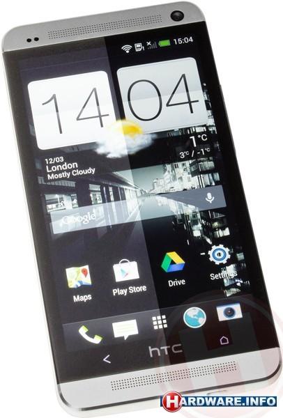 HTC One: twee verschillende panels in omloop?