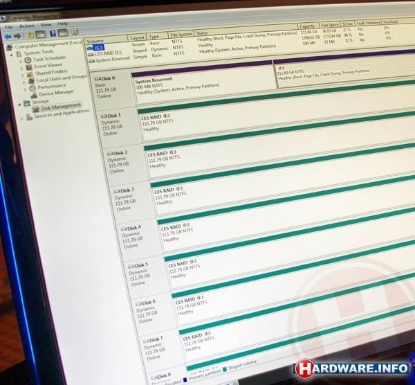 Kingston software raid
