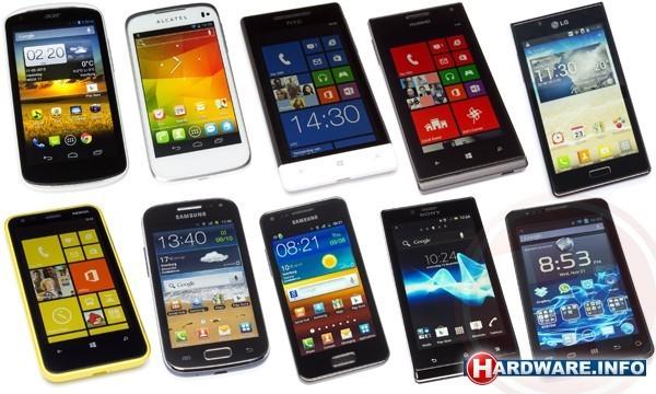 10 betaalbare smartphones