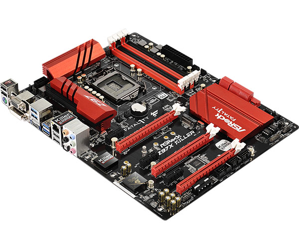 ASRock Z97 Pro3 LGA 1150 Intel Z97 HDMI SATA 6Gbs USB 30