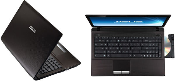 ASUS Introduces K53TK Laptop With AMD A8 Processor