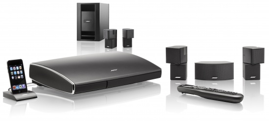 nieuwe home cinema systemen van bose. Black Bedroom Furniture Sets. Home Design Ideas
