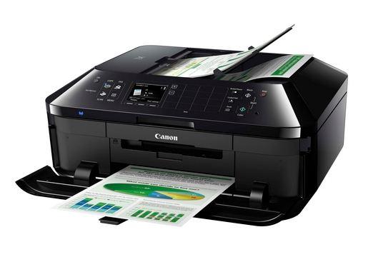 four new canon pixma printers. Black Bedroom Furniture Sets. Home Design Ideas