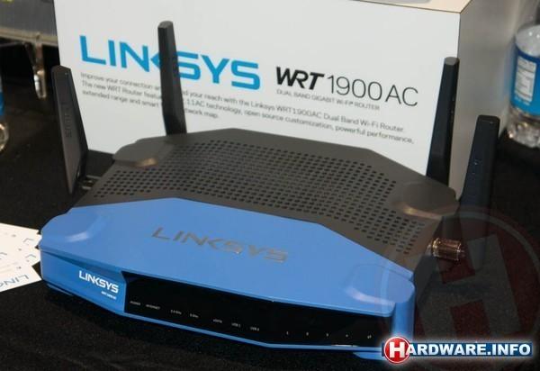 Linksys WRT1900AC