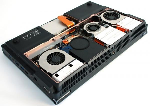 Eurocom komt met laptop-server Panther 5SE