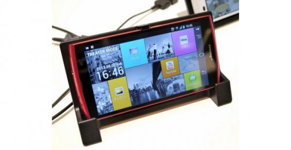 Fujitsu Arrows A 202F met Full HD IPS paneel in de verkoop