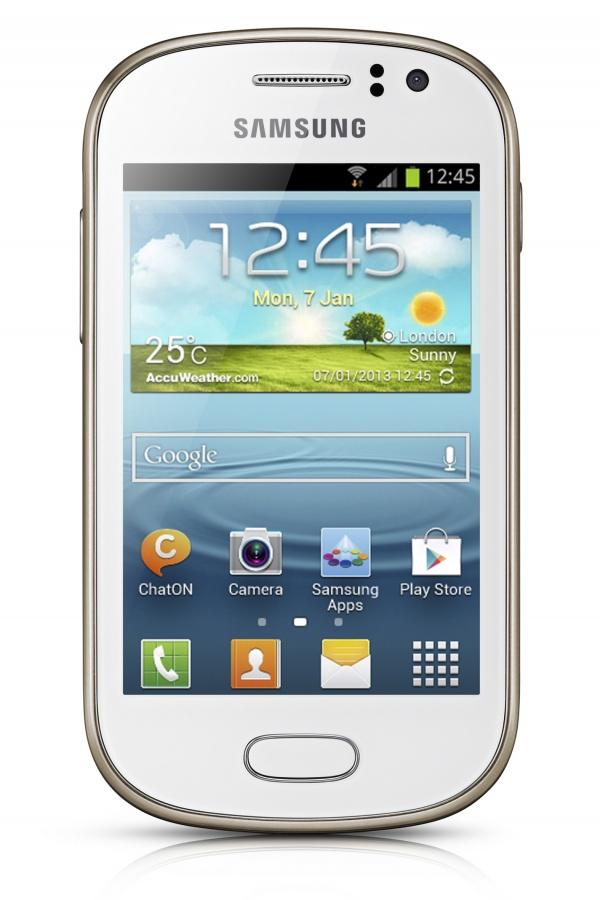 Samsung komt Galaxy Fame en Galaxy Young