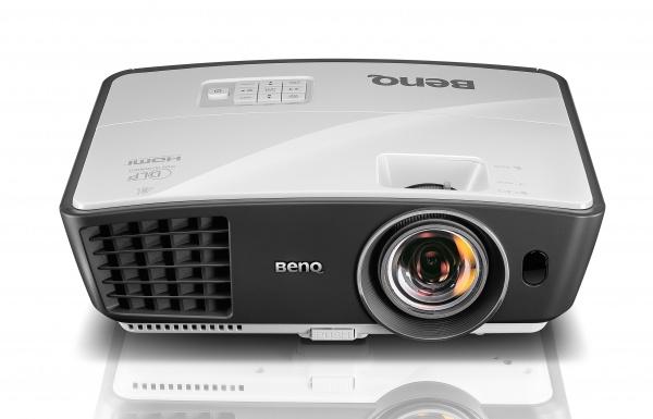 BenQ introduceert 3D korte-afstandsprojector: W770ST