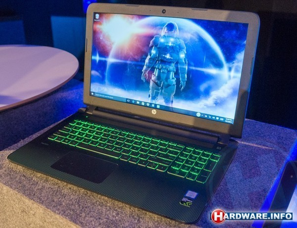 Hedendaags HP gaat in de aanval met Pavilion Gaming laptop - update VW-56