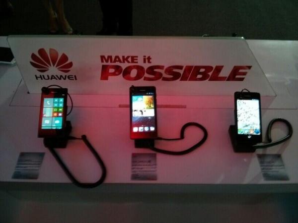 Foto's Huawei Ascend Y300II lekken: smartphone met Firefox OS