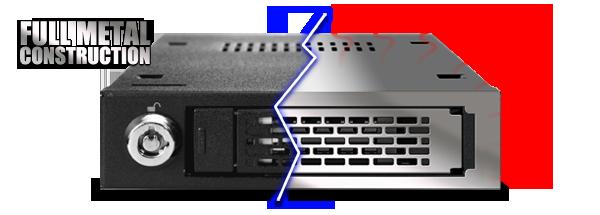 Icy Dock komt met ToughArmor MB991SK-B HDD/SSD behuizing