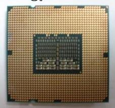 Intel nehalem achterzijde