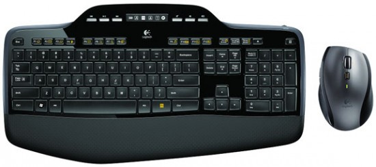 Logitech lanceert Wireless Desktop MK710 set Hardware Info