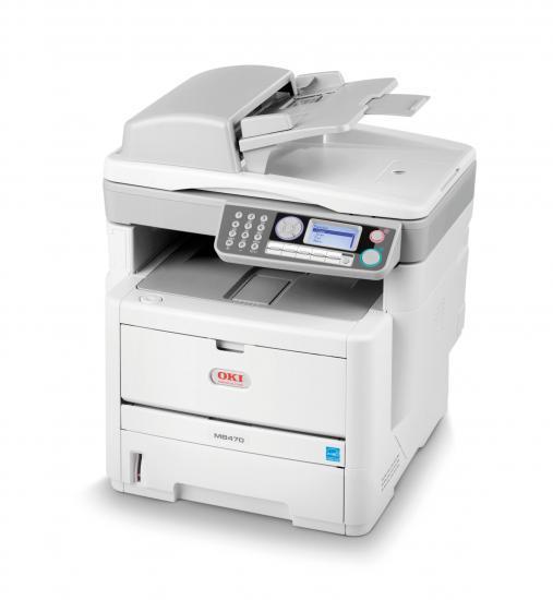 Multifunctionele led printers van oki