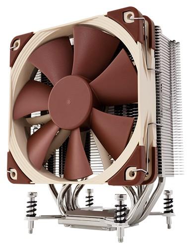 Nieuwe CPU-koelers voor Xeon-processoren van Noctua