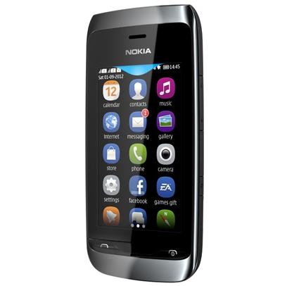 Nokia Asha 310 moet budgetsegment gaan veroveren