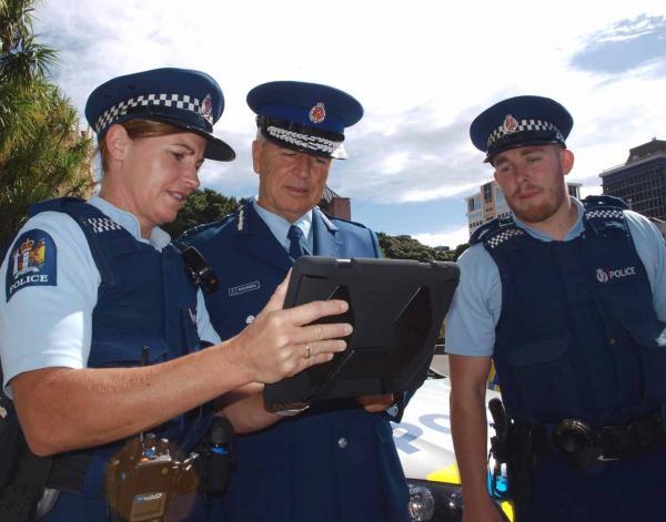 Politie Nieuw-Zeeland sluit miljoenen contract met Apple