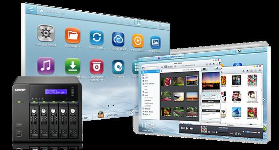 QNAP lanceert QTS 4.0 voor meer Turbo NAS thuismodellen