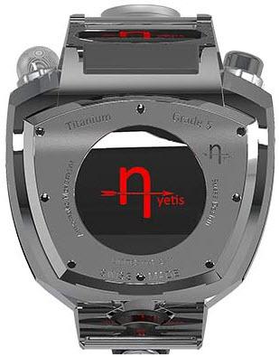 Smartwatch met 41-megapixel camera van Hyetis