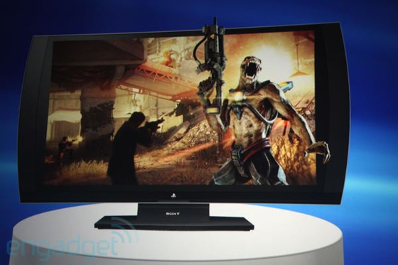 Nieuwe monitor van Sony