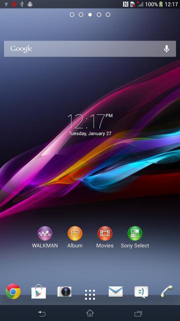 Sony Xperia ZU krijgt Snapdragon 800 en 6,5-inch scherm