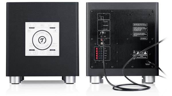 teufel concept e 5 1 speakerset met bluetooth. Black Bedroom Furniture Sets. Home Design Ideas