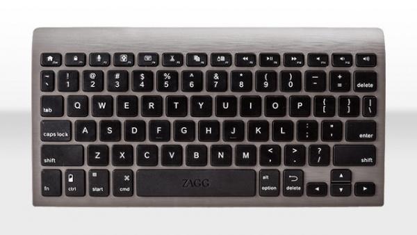 Universeel toetsenbord voor tablets en smartphones van Zagg