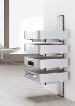vogel 39 s cable 10 voor het eenvoudig wegwerken van kabels. Black Bedroom Furniture Sets. Home Design Ideas