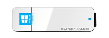 Windows booten vanaf Super Talent RC4 USB