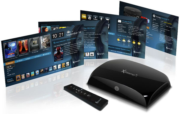 xtreamer tv with sigma processor costs 97
