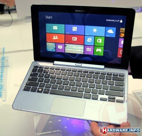 Samsung Ativ Smart PC met Atom