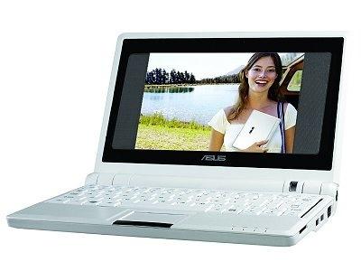 Asus Eee-PC draait op Linux