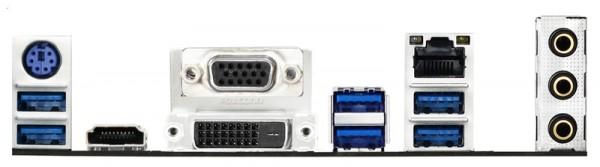 Biostar Z170Z5 Hi-Fi Combo moederbord