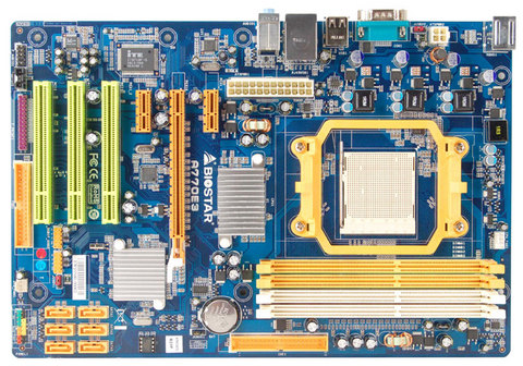 Driver for Biostar TA880G+ ATI Chipset