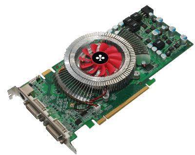 Club3D 8800GT met alternatieve koeling en standaard kloksnelheid
