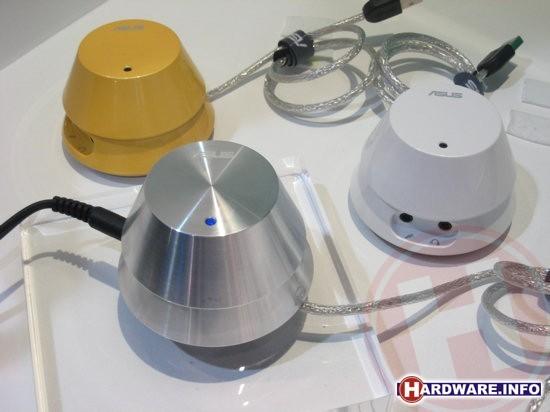 ASUS' externe geluidskaarten