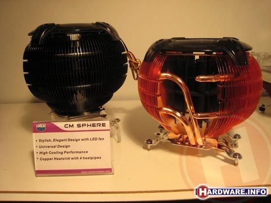 Cooler Master Sphere koelers