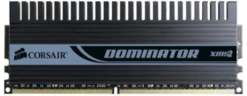Nieuwe 4 GB DDR2 Dominator sets op 1066 en 1142 MHz en DDR3 op 2 GHz