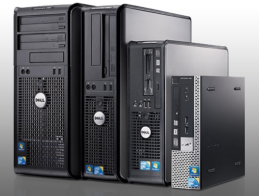 Ultra Small Form Factor Optiplex By Dell